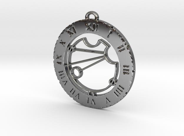 Austin - Pendant in Premium Silver