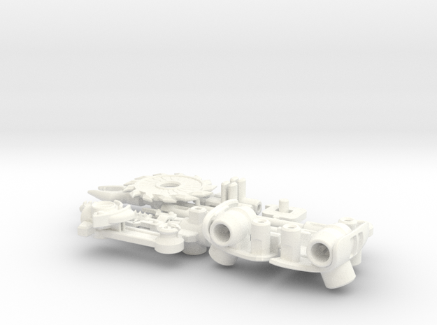 TFP Knockout's Bodywork Tools (ported) 3d printed