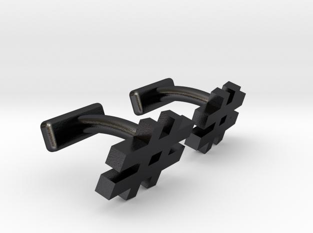 #cufflinks by unellenu . Hashtag cufflinks 3d printed