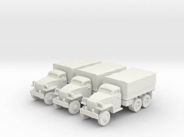 1/160 Studebaker truck dirty wheels (3)