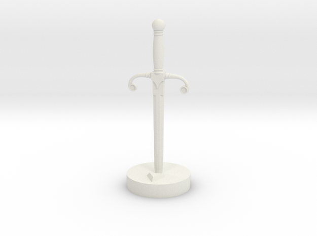 Role Playing Counter: Dagger 3d printed