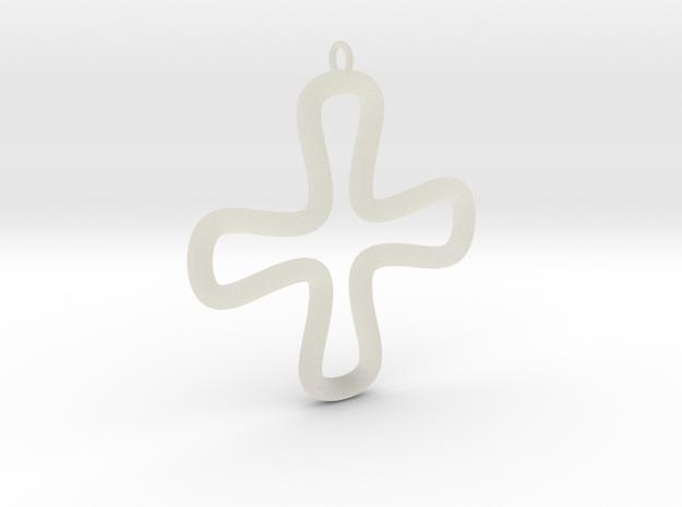 Minimalist Cross 2 3d printed