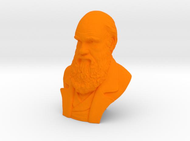 "Charles Darwin 2"" Bust"