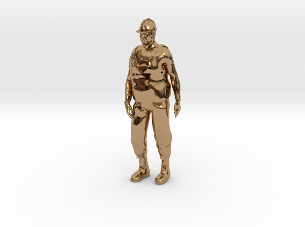 Workman 1/29 scale 3d printed