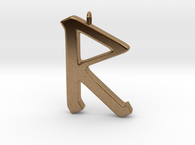 Rune Pendant - Rād