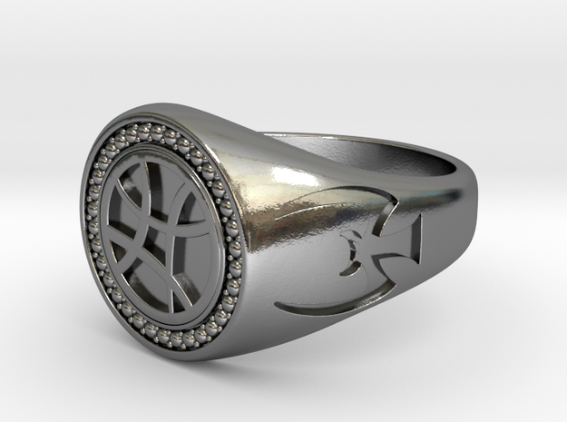 Sanctum Sanctorum Ring
