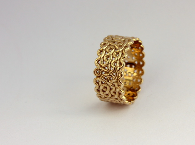 Plonter ring size 7