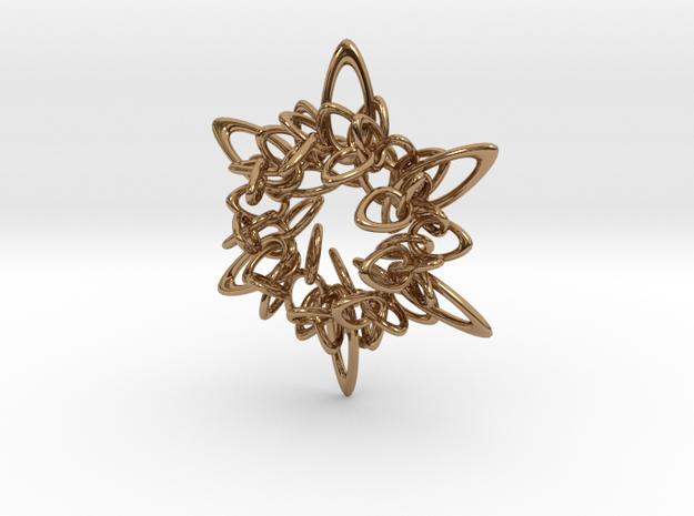 Ring Flower 2 - 5.5cm 3d printed