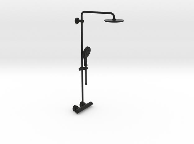 1:12 Duscharmatur/Shower panel