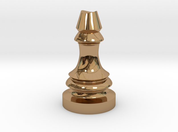 Wazir - [1,0] Classic in Polished Brass