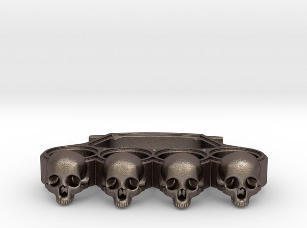 Knuckles skull edition in Stainless Steel