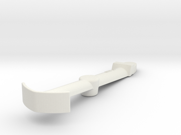 BSA Prototype E35 Stand Leg in White Strong & Flexible