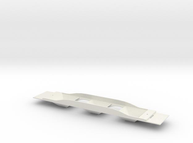 NSC 5300 Hopper Chassis, SOO 119XXX series in White Natural Versatile Plastic