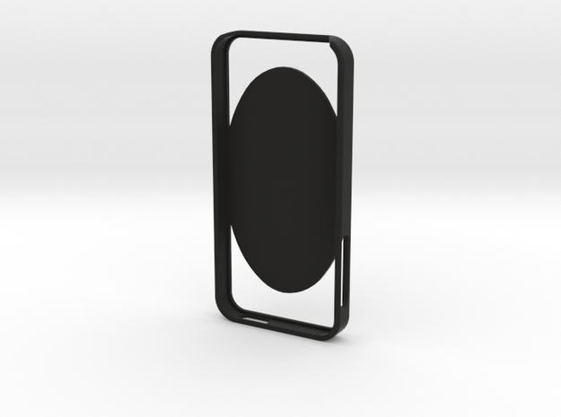 Iphone 5 Hoesje Bjorn Juventus in Black Strong & Flexible