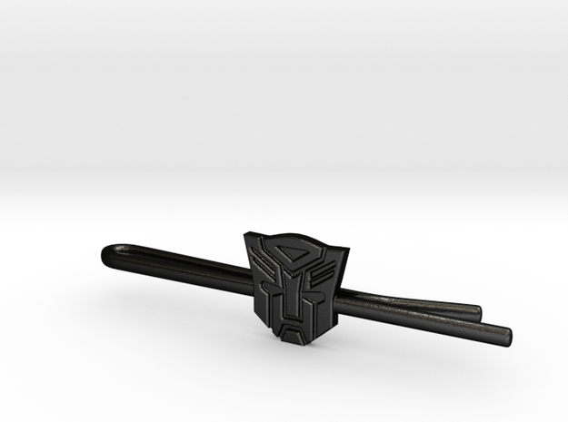 Transformers: Autobots Tie Clip 3d printed