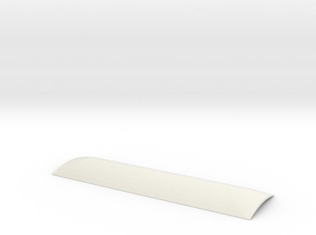 LB B 11-13 - Tag 1/87 in White Natural Versatile Plastic