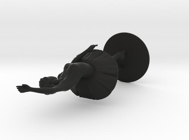 Ballet-M 3d printed