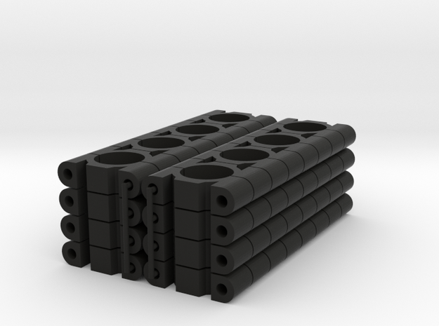 TKSO-1400-SET in Black Strong & Flexible