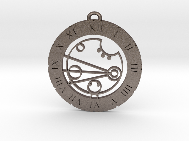 Cameron - Pendant in Stainless Steel