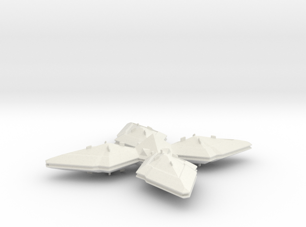 Libra in White Natural Versatile Plastic