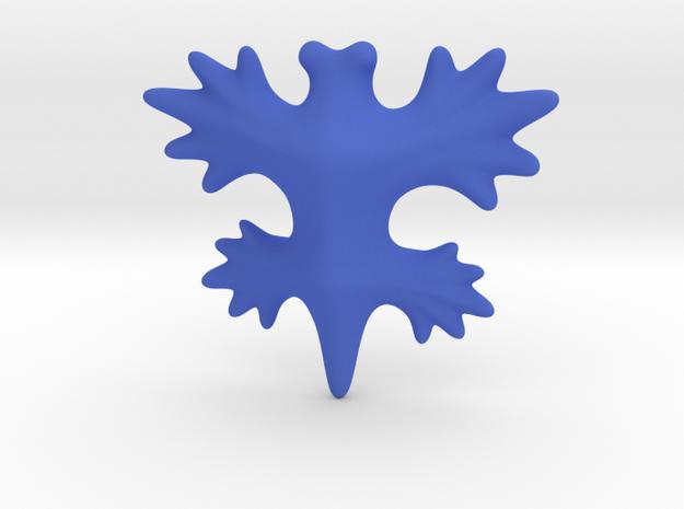 Nudi in Blue Processed Versatile Plastic