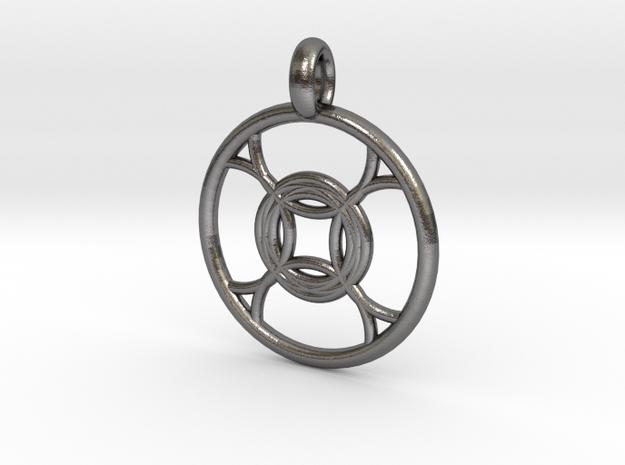 Leda pendant 3d printed