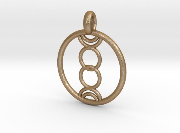 Eukelade pendant 3d printed