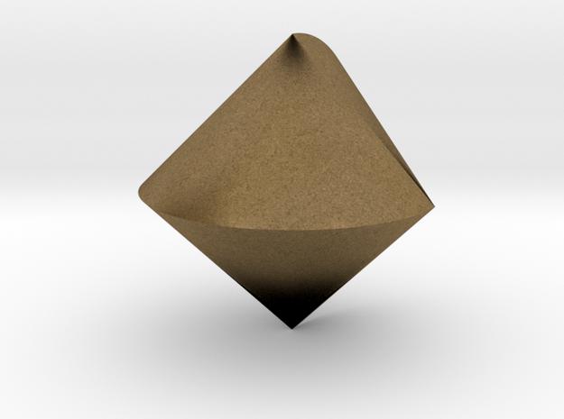 Sphericon 3d printed