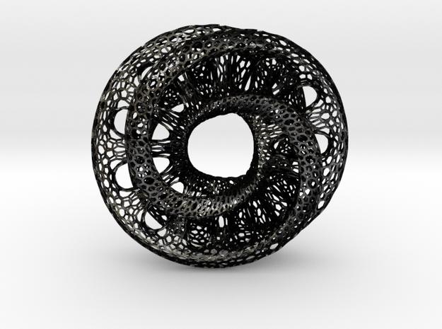 Mobius Tori 3d printed
