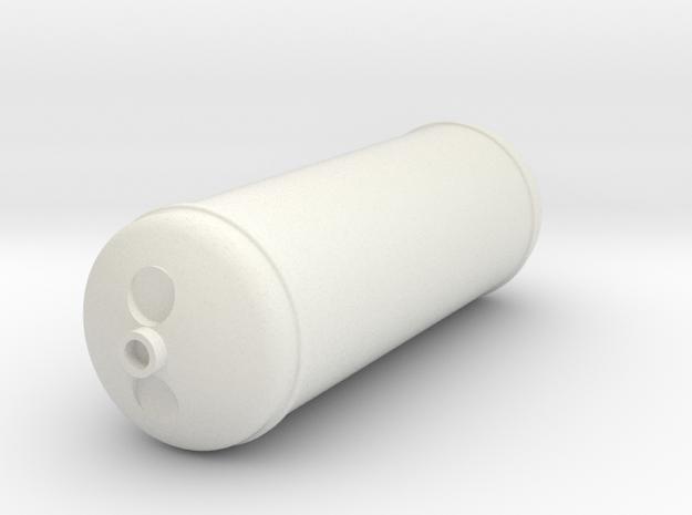 Barilotti Aria in White Natural Versatile Plastic