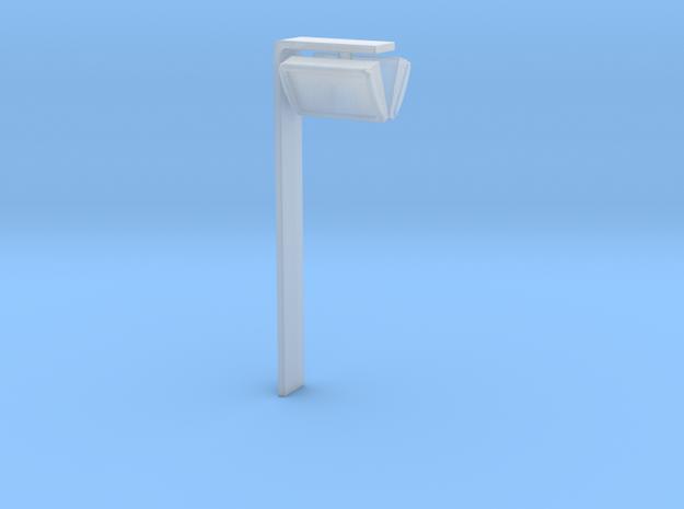 BDK Inforskærme på stolpe 1/87 in Smooth Fine Detail Plastic