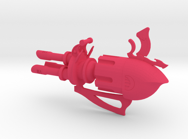 Jinx - Pow Pow in Pink Processed Versatile Plastic