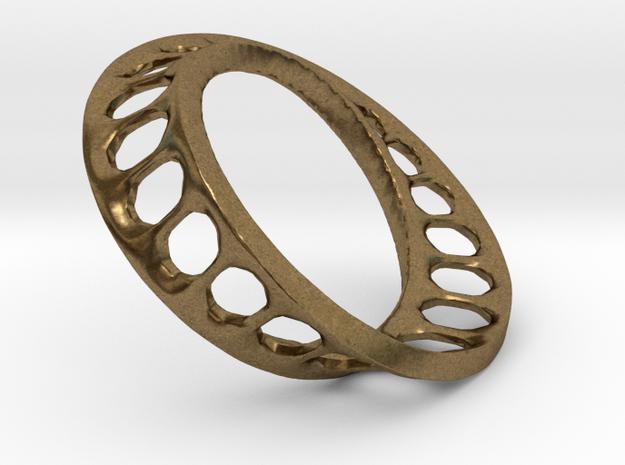 mobius track 4 cm 3d printed