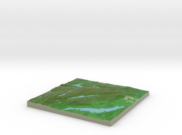 Terrafab generated model Sun Dec 07 2014 16:30:26  in Full Color Sandstone
