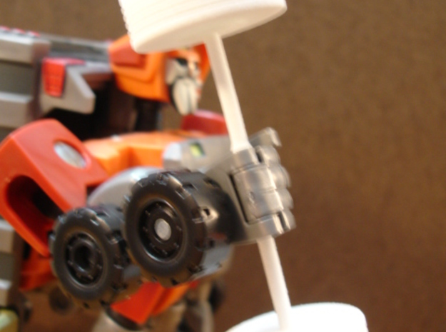 Sunlink - Animated Wrecking Axle 3d printed