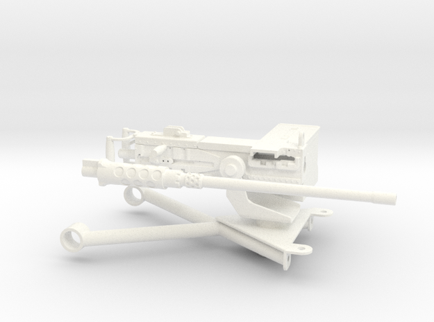 FA30007 0.50 Caliber M2 Browning 1/10 scale