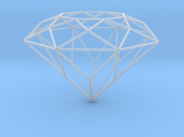 Diamond Brilliant Object