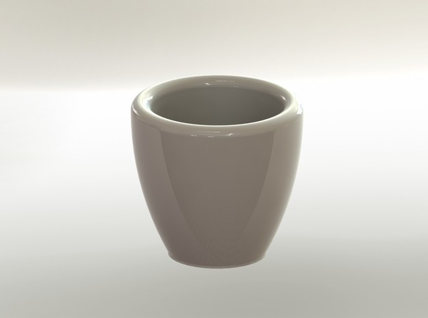 insulated coffee cup 3d printed