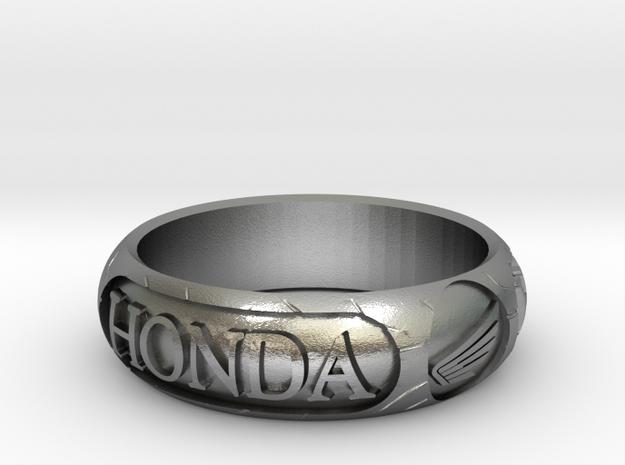 "Honda Tire Size Q - 57 - 2"" 5/16 in Natural Silver"