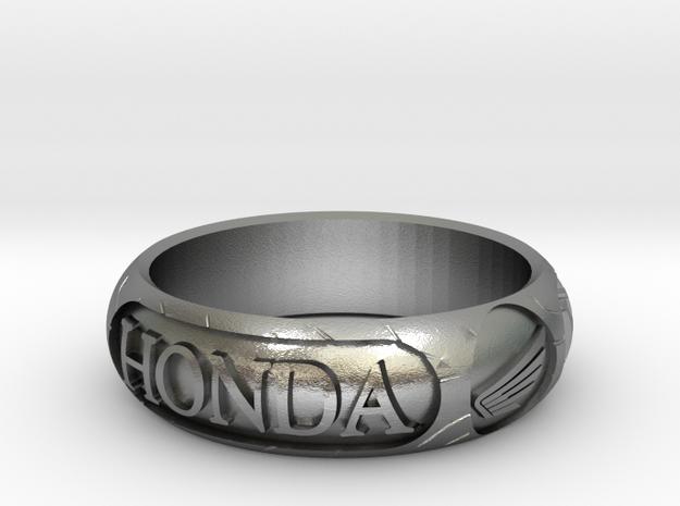 "Honda Tire Size Z - 69mm - 2"" 7/8 in Natural Silver"