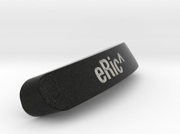 Eric^ Nameplate for SteelSeries Rival in Full Color Sandstone