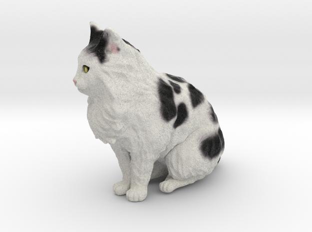 Custom Cat Figurine - Earl