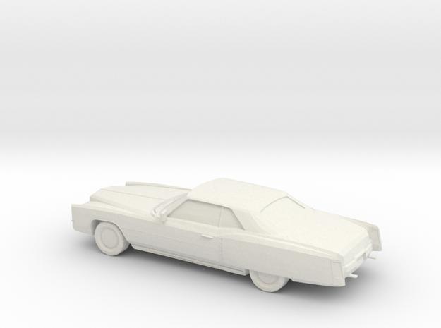 1/87 1971 Cadillac Eldorado Convertible