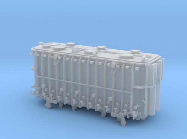 QTTX Transformer 1 Sans Beams in Smooth Fine Detail Plastic