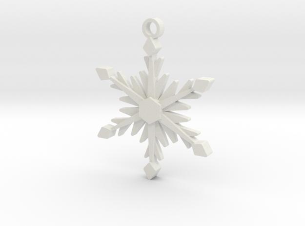 Icy Snowflake