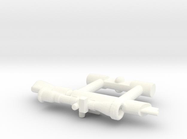 Bravestarr Neutra-Laser 3d printed