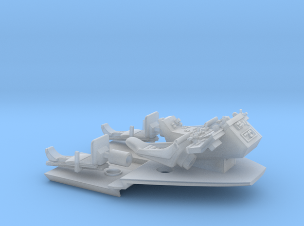 YT1300 HSBRO CABIN COCKPIT in Smooth Fine Detail Plastic