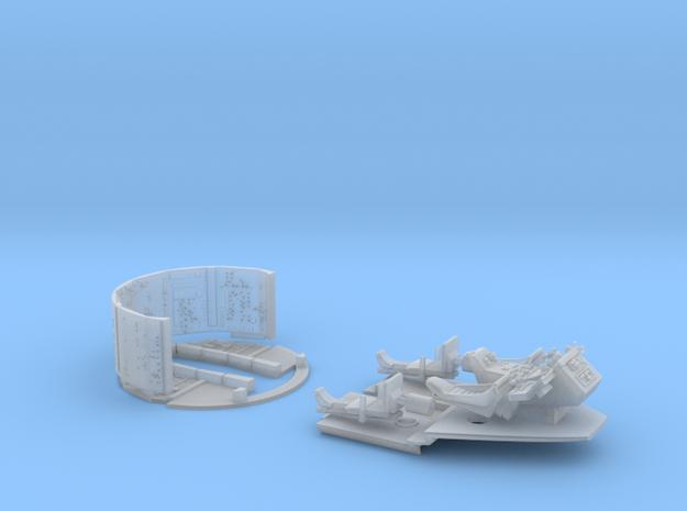 YT1300 HSBRO SET CABIN COCKPIT WALLS  in Smooth Fine Detail Plastic