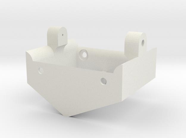 Tilt Mini H in White Natural Versatile Plastic