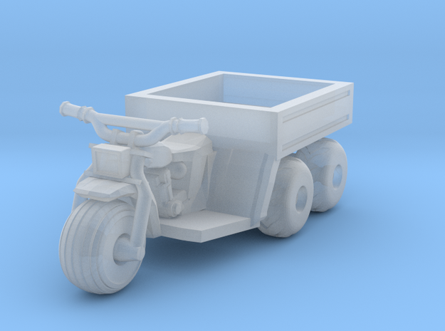 1/87 Scale 5 Wheeler Farm ATV in Frosted Ultra Detail